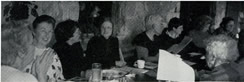 Women for Meaningful Summits meeting at Stonehaven, 1990.